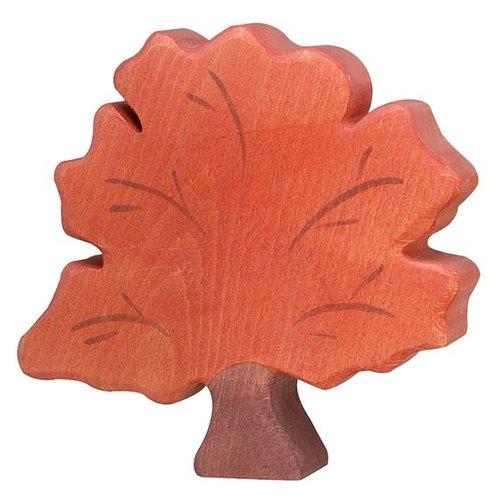 Holztiger Holztiger Herfstboom