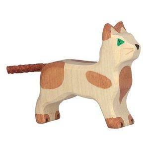 Holztiger Holztiger Kat - bruin
