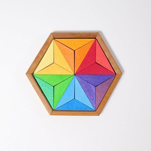 Grimms Grimms Complementaire kleuren ster klein
