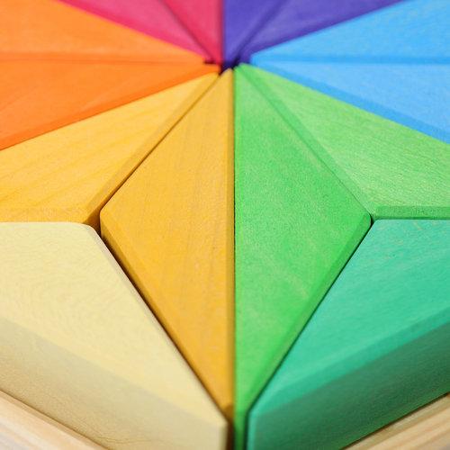 Grimms Grimms Complementaire kleuren ster