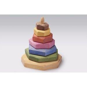 Predan Predan Stapeltoren gekleurd