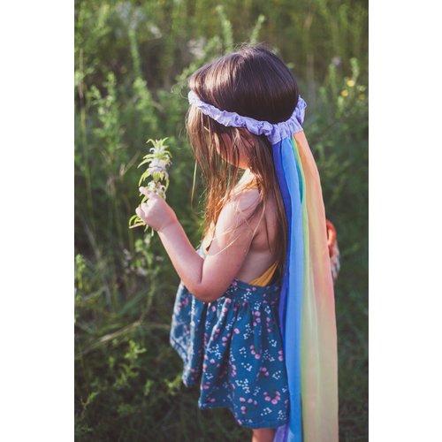 Sarah's Silks Sarah's Silks zijden sluier regenboog