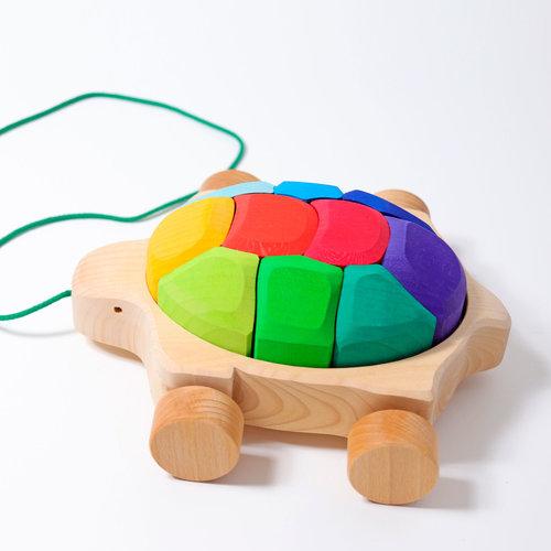 Grimms Grimms Trekdier Schildpad