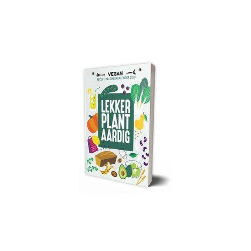 Hout & Plezier Vegan Scheurkalender 2021 - Lekker Plantaardig