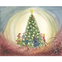 Bijdehansje Kerstboom