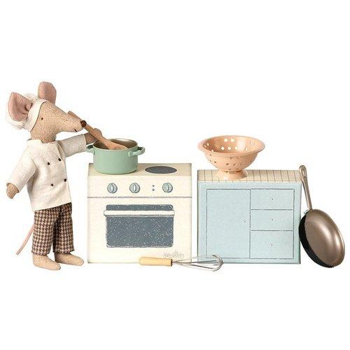 Maileg Maileg keukenset