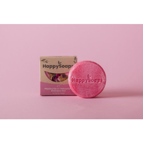 Happysoaps HappySoaps Shampoo Bar - La Vie en Rose