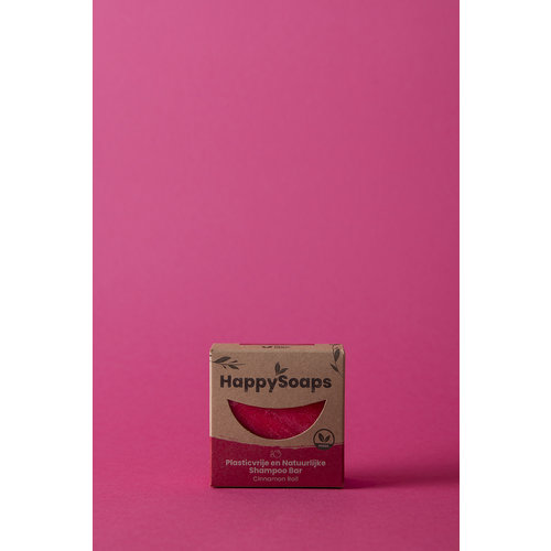 Happysoaps HappySoaps Shampoo Bar - Cinnamon Roll