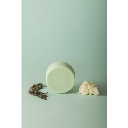 Happysoaps HappySoaps Conditioner Bar - Green Tea Happiness