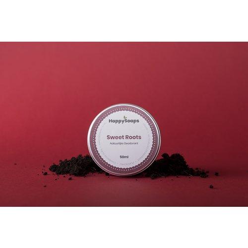 Happysoaps HappySoaps Natuurlijke Deodorant – Sweet Roots