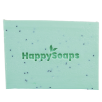HappySoaps Happy Body Bar – Tea Tree en Pepermunt