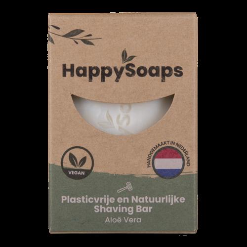 Happysoaps HappySoaps Happy Shaving Bar - Aloë Vera