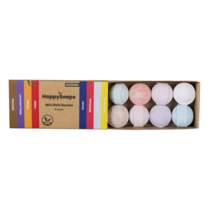 Happysoaps HappySoaps Mini Bath Bombs – Herbal Sweets
