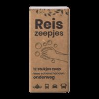 HappySoaps - Happy Mini Reis- en Toiletzeepjes (12 stuks)