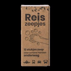 Happysoaps HappySoaps - Happy Mini Reis- en Toiletzeepjes (12 stuks)