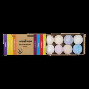 Happysoaps HappySoaps Mini Bath Bombs – Tropical Fruits