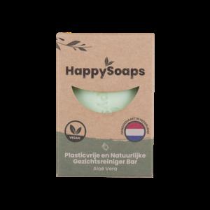 Happysoaps HappySoaps Gezichtsreiniger Bar - Aloë Vera