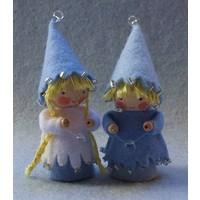 Atelier Pippilotta Twee kleine kaboutertjes Winter