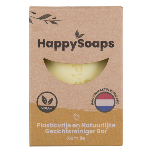 Happysoaps HappySoaps Gezichtsreiniger Bar - Kamille