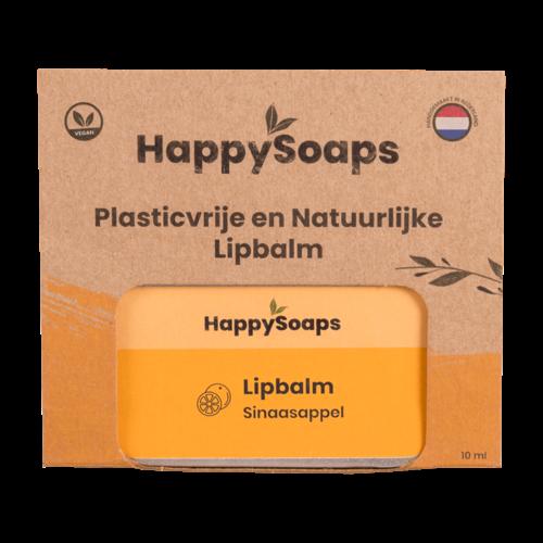 Happysoaps HappySoaps Lipbalm - Sinaasappel