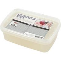 Zeep basis, transparant, 1 kg
