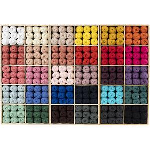 Hout & Plezier Katoengaren - 10 kleuren van elk 2 meter