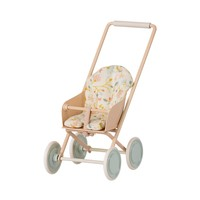 Maileg wandelwagen micro roze