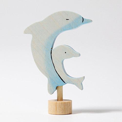 Grimms Grimms Steker 2 Dolfijnen
