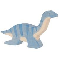Holztiger Plesiosaurus