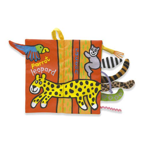 Jellycat Knuffels Jellycat Staartenboek Jungle