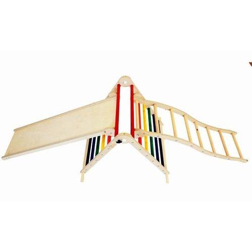 TriClimb TriClimb Wibli Ladder Regenboog
