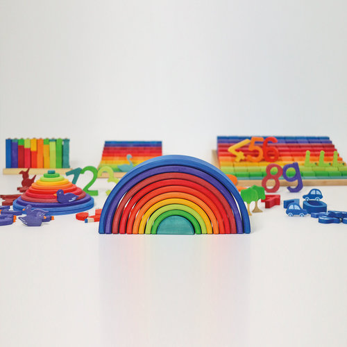 Grimms Grimms Counting Rainbow