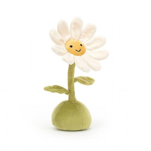 Jellycat Knuffels Jellycat Flowerlette Daisy - Madeliefje