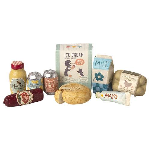 Maileg Maileg boodschappen set - Grocery box