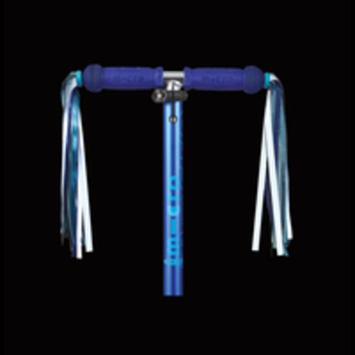 Micro Step Micro Step blauwe reflecterende linten
