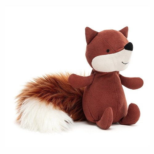 Jellycat Knuffels Jellycat Suedetta Fox - Vos
