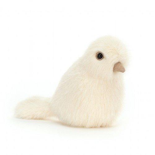 Jellycat Knuffels Jellycat Birdling Dove - Witte duif
