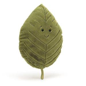 Jellycat Knuffels Jellycat Woodland Beech Leaf - Beukenblad