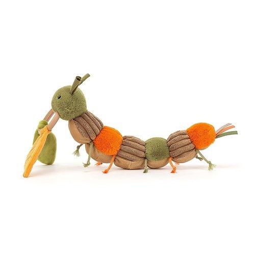 Jellycat Knuffels Jellycat Christopher Caterpillar - Rups