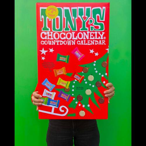 Tony's Chocolonely Tony's Chocolonely kerst adventskalender