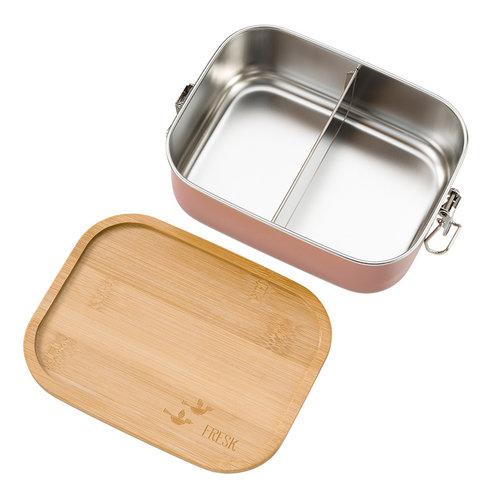 Fresk Fresk Lunch box rvs