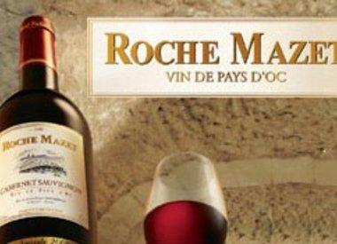 Roche Mazet vin de pays