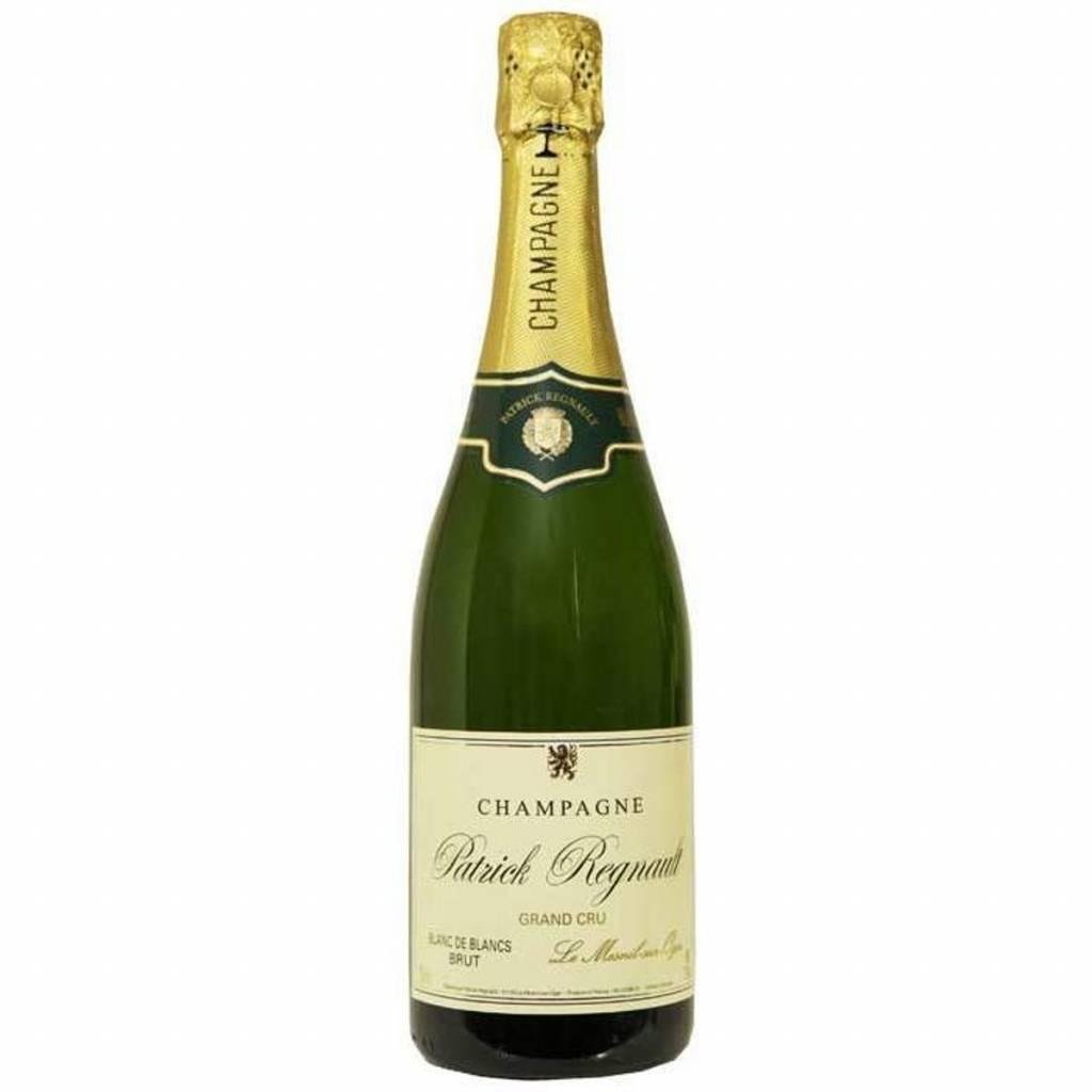 Patrick Regnault Champagne Grand Cru Blanc de blancs brut