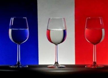 Alle Franse wijn
