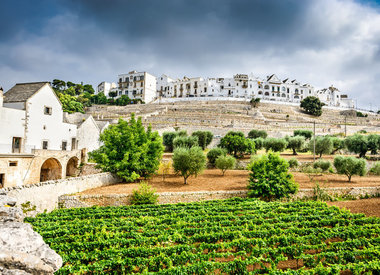 Zuid Italië - Sicilië - Sardinië