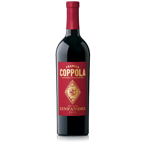 Francis Coppola Francis Coppola Diamond Collection Red label Zinfandel