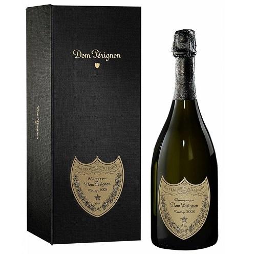 Dom Perignon in giftbox