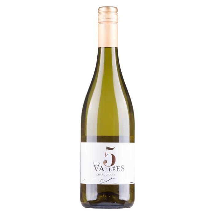 Les 5 Vallées Chardonnay