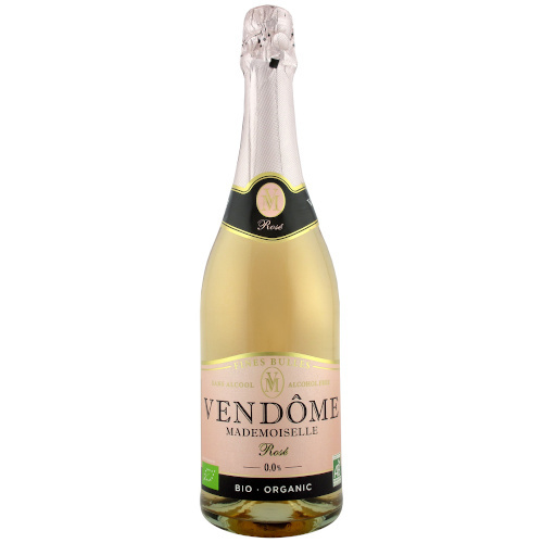 Vendome Mademoiselle - Alcoholvrije rosé mousserende wijn