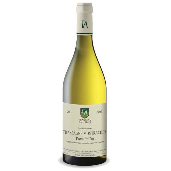 Francois d'Allaines Chassagne-Montrachet 1er Cru Les Chaumees